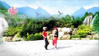 红蝶广场舞《雨中泪》原创混搭单人及双人对跳附分解