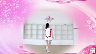 劉榮廣場舞《愛你每一天》原創附教學和背面演示