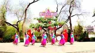 刘荣广场舞《站着等你三千年》原创附就教学和背面演示