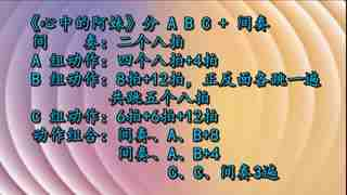 茉莉广场舞《心中的阿妹》原创水兵舞风情舞附教学舞曲林浩