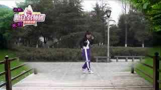 茉莉广场舞《小小小情歌》原创鬼步舞动感健身舞附教学