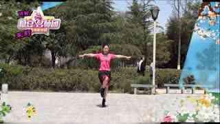 茉莉广场舞《生日祝福歌》糖豆周年庆快乐综合健身舞附教学