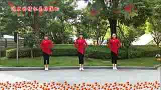 希帆舞蹈《红豆红》