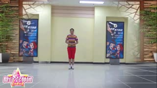 重庆叶子广场舞《全民Disco》原创32步附教学