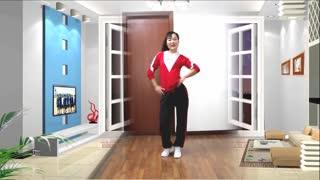 银河湾广场舞《姐妹情义》原创16步摆胯舞轻松入门