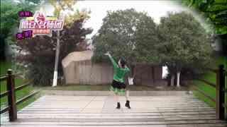 茉莉广场舞《时光谣》傣族民族舞优美动听好看好学