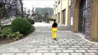 谢春燕广场健身舞《真正的朋友》原创编舞附教学