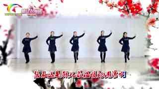 杨丽萍广场舞《感恩妈妈》抒情韵律舞