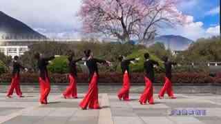 茉莉广场舞《知否知否》形体舞古典舞附教学适合表演广场健身