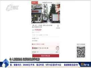 """财富地产家_20190917_崇贤新城 东湖板块首次迎来""""双限""""地块"""
