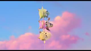 《愤怒的小鸟2》由爱生恨乱心魔,冰女王后悔行径