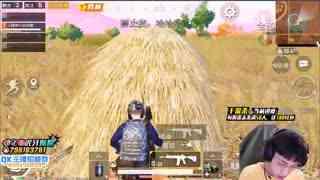 【阿顺】决赛圈抗毒1v4 吃鸡