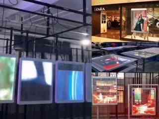 橱窗LED广告屏厂家哪家好