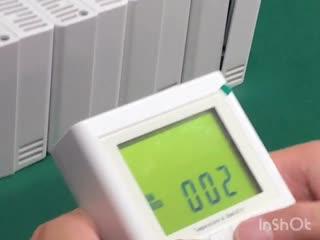 祥为测控XW-210P 温湿度传感器测试