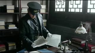 《密查》宣侠父失踪,师队长接受案子,一来就带走了警卫员