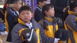 杭城学子自己的马术赛事 杭州伯骏马会激情开展