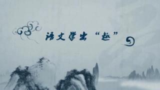 """逐梦年代_20200615_刘青松:语文学出""""趣"""""""