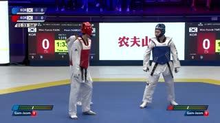 Men -80kg 南宫镮 【韩国】VS 朴友赫 【韩国】