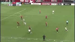 J联赛第10轮 札幌冈萨多VS神户胜利船(中文解说)