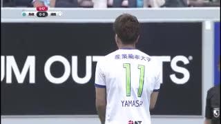 J联赛第9轮 鸟栖砂岩VS湘南海洋 (中文解说)