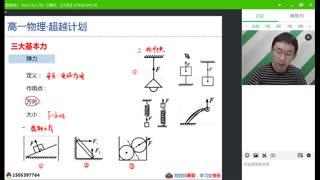 高一物理004《受力分析全解》