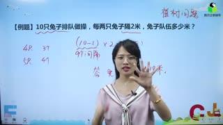 五年级数学004《植树问题》