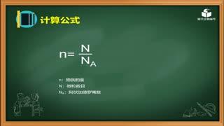 高中化学002《阿伏伽德罗常数》