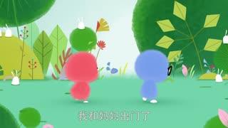 小鸡彩虹防疫儿歌 第3集