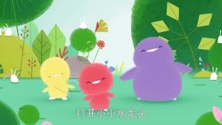 小鸡彩虹防疫儿歌 第2集
