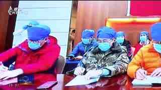 杭州新闻联播_20200225_钱江新城灯光秀:坚定信心 传递温暖