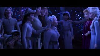 《冰雪奇缘2》艾莎得知是母亲救了父亲