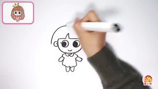 猫小帅画画 第8集