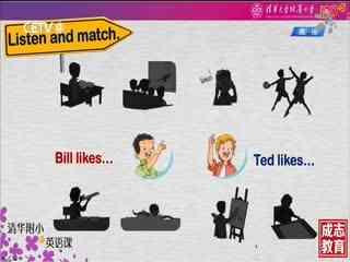 王鵬《小學六年級英語》小學六年級下 英語:Unit 4 Lesson 1