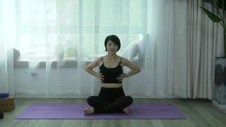 维密瘦身瑜伽,12天练出完美好身材 第2集