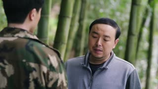 《我们在梦开始的地方》第45集精彩看点:杨建国要做竹筒酒 终于重新开始