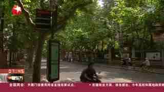 上海:中学生关心校门口交通写提案 警方切实解决现场答复