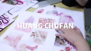 2020浙江理工大学服装学院毕业设计展-黄楚帆