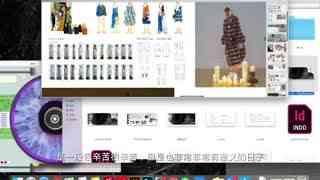 2020浙江理工大学服装学院毕业设计展-丁楚薇