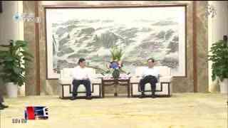 杭州市代表团赴恩施州落实扶贫协作工作 王晓东会见刘忻一行