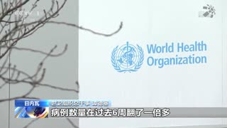世卫:全球多地已证明疫情可以被控制住