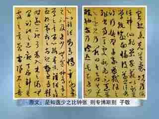 郑晓华讲书谱 第32集