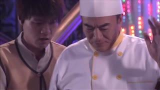 《青春不言败》王伯愤然离开茶楼,靳东接手