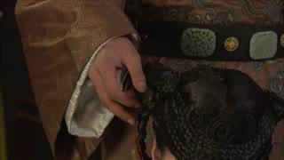 《大明嫔妃 》张清远刺杀太子,何杜鹃挡刀