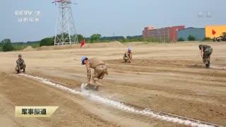 中国第16批赴苏丹达尔富尔维和工兵分队组建