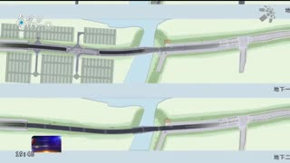 浙江省内首条双层隧道迎来新进展 未来杭州市中心可直通大城北