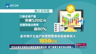 2020全国先进制造业集群竞赛结果出炉 浙江独揽五席位列全国第一
