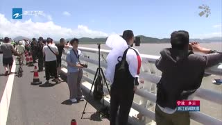 东海8月1日开渔 各地渔港千帆竞发