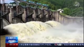 水利部长江委:三峡水库群三次拦洪超300亿立方米
