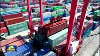 上海港7月集装箱吞吐量创新高
