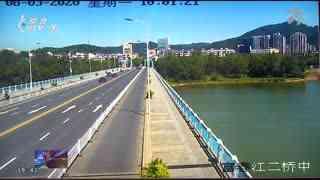 """台风""""黑格比""""8月3日夜8月4日晨登陆浙江 杭州发布台风蓝色预警信号"""